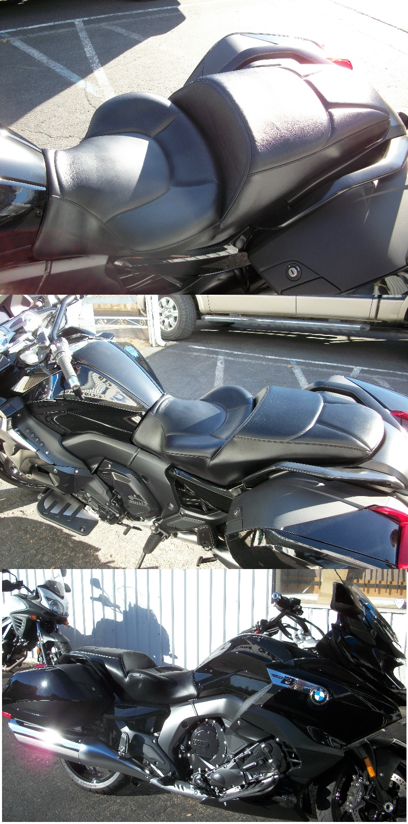 Bmw Motorcycle Seat Gallery Russell Cycle Products