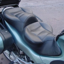 BMW K1200GT: Dual All Vinyl | Rectangles