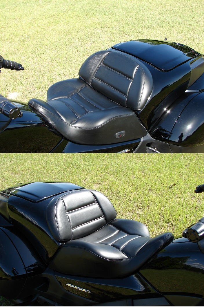 Honda Bike Seat | Gallery | Russell Cycle Products