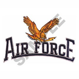 Air Force & Eagle