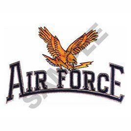 Air Force & Eagle