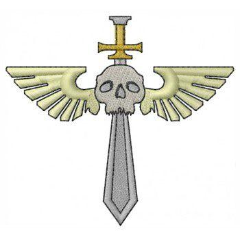 Pendant & Winged Skull